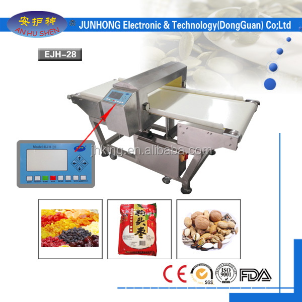 food metal detector machine for frozen ship to Mariana Is