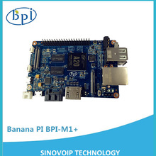Factory price mini-pc Banana Pi M1 plus with A20 ARM chip support multi-format FHD video decoding BPI-M1plus support HDMI
