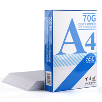 wholesale excellent paperone printing a4 size copy paper 70 gsm white