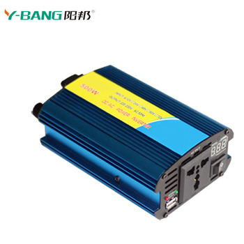 Intelligent 12v To 220v Dc To Ac Inverter 300w 500w Modified Sine Wave Solar Power Inverter With Ce