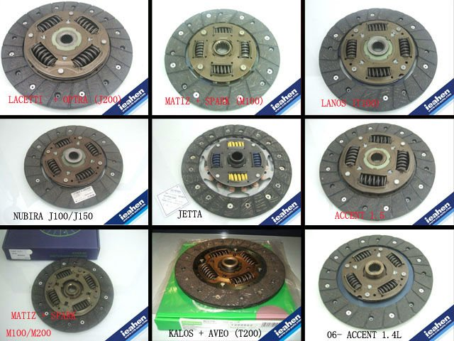 Accent/Elantra clutch disc 41100-28060
