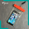 New full cover mobile use pvc waterproof cell phone bag