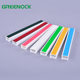 Good price full size plastic anti-fire electric pvc wiring cable casing/trunking cover with colored adhesive 12x12 10x10