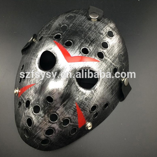 2017 Sliver Plastic Party Mask For Halloween On Sale