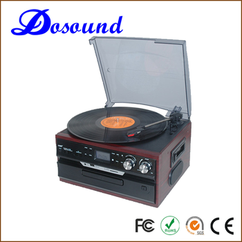High End Piano Painting Phonograph Vinyl Record Player With Built In  Speakers For Sale - Buy Phonograph For Sale,Vinyl Record Player For  Sale,Record