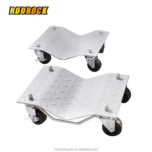 Wheel Tire Dollies 2 pcs Heavy Duty Vehicle Moving dollies with bearing caster