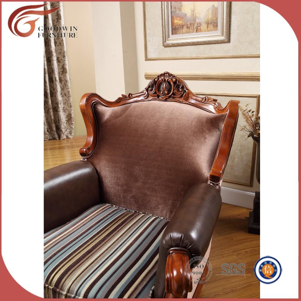 Kedatangan baru klasik sofa furniture furniture sofa antik berkualitas tinggi
