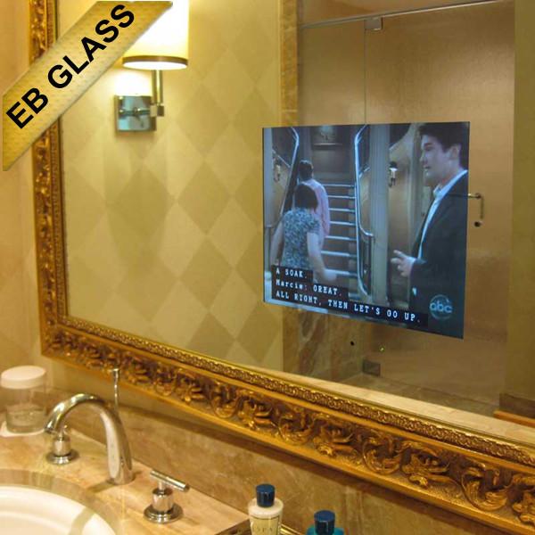 Bathroom Hotel Tv Behind Mirror Supplieranufacturers At Alibaba