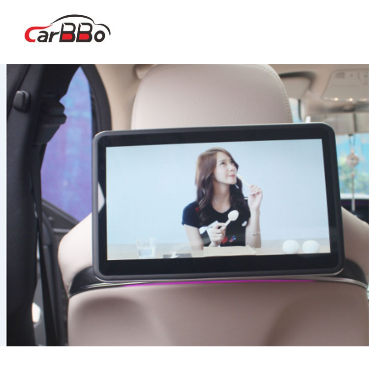 11.6 inch Octa core  touch screen video player  luxury car back seat headrest car monitor
