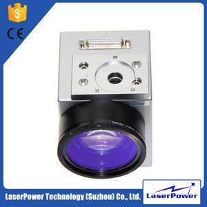 20mm aperture 10 6um Galvanometer Scanner for CO2 Laser Marking Engraving  Machine