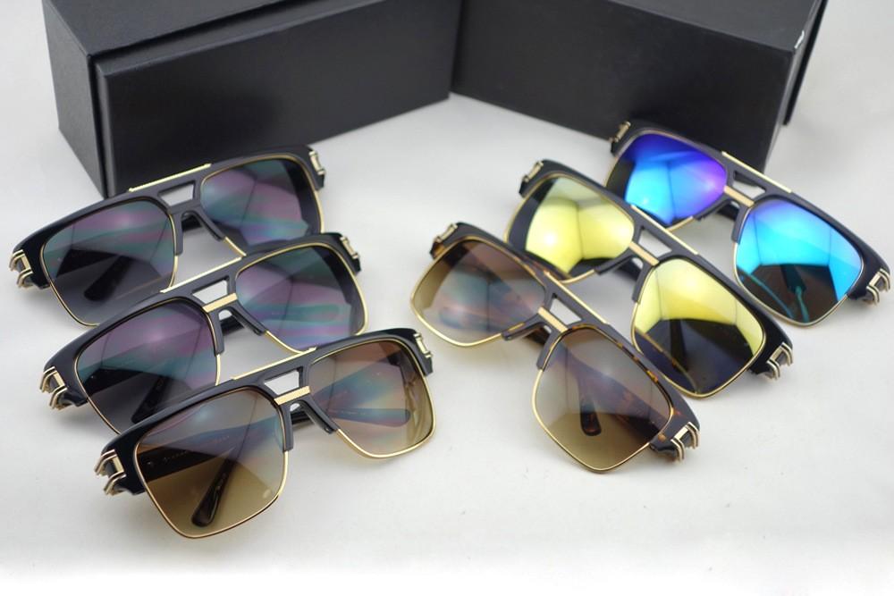 eafbb9b6db64 dita Sunglasses Men Brand Designer 10th Anniversary Oculos De Sol ...