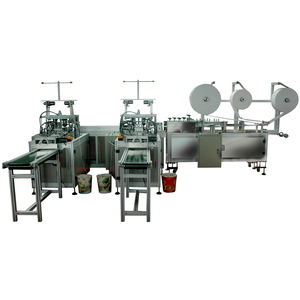 Full Automatic Medical Dust Face Mask Making Machine