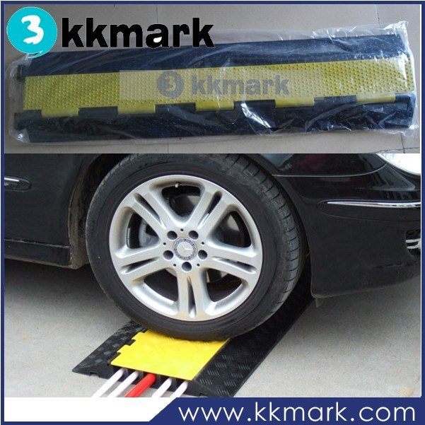 Rubber Ramp/electric Wire Protector/ramps For Cars - Buy Rubber ...