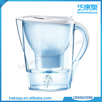 Healthy Uf Water Purifier Filter Jar Minerals Portable Drinking ...