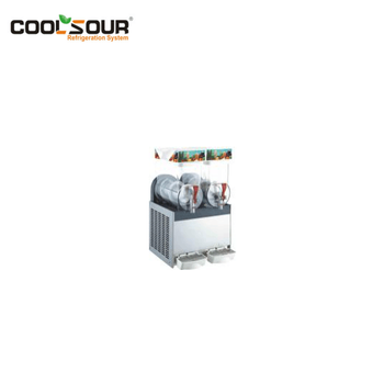 COOLSOUR frozen drink machine slush machine