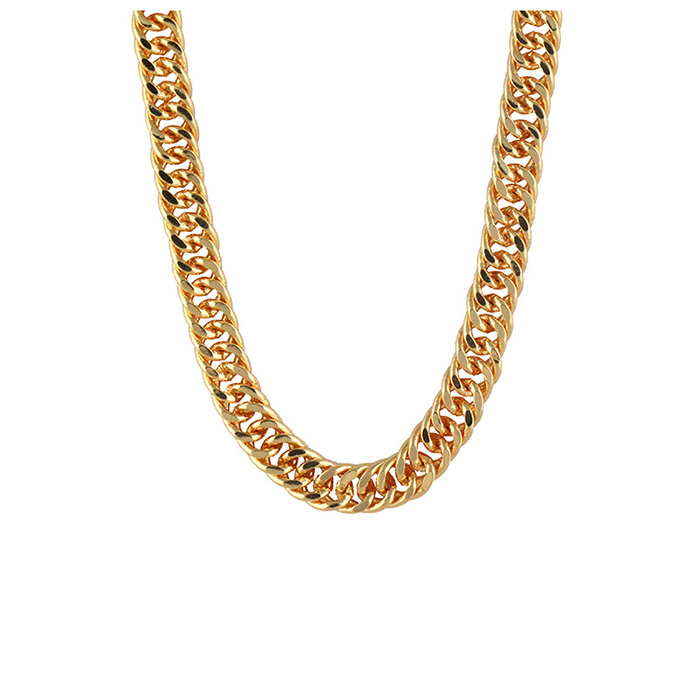 Hiphop jewelry superior quality dubai new gold chain design