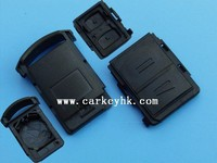 Novel Item &Promotion Opel 2 button remote case shell no writing on the backside for opel vectra c