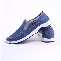 New design low-top ancient Peking casual canvas shoes for men