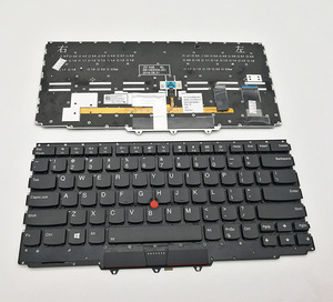 New arrival US Laptop backlit keyboard For Lenovo Thinkpad Yoga X1 2016