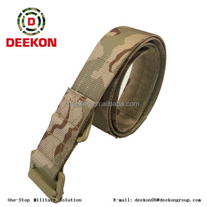 China Factory Men's Military Dress Belt Army Tactical Belt for Sale