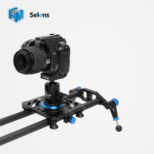 Meking 120 cm Dolly Traccia Video Stabilization Fotocamera <span class=keywords><strong>DSLR</strong></span> <span class=keywords><strong>Slider</strong></span> Con Borsa Per Il Trasporto