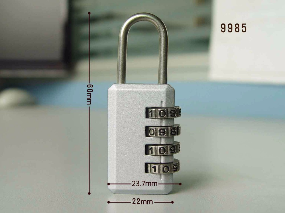 The Most Popular Travel Combination Padlock
