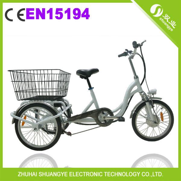 20 alliage cadre 3 roues lectrique v lo tricycle pour adultes a2 5 v lo lectrique id de. Black Bedroom Furniture Sets. Home Design Ideas