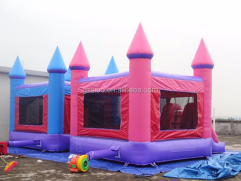 Bouncer castle Solf Funny and Attractive Inflatable Bouncer for kids play