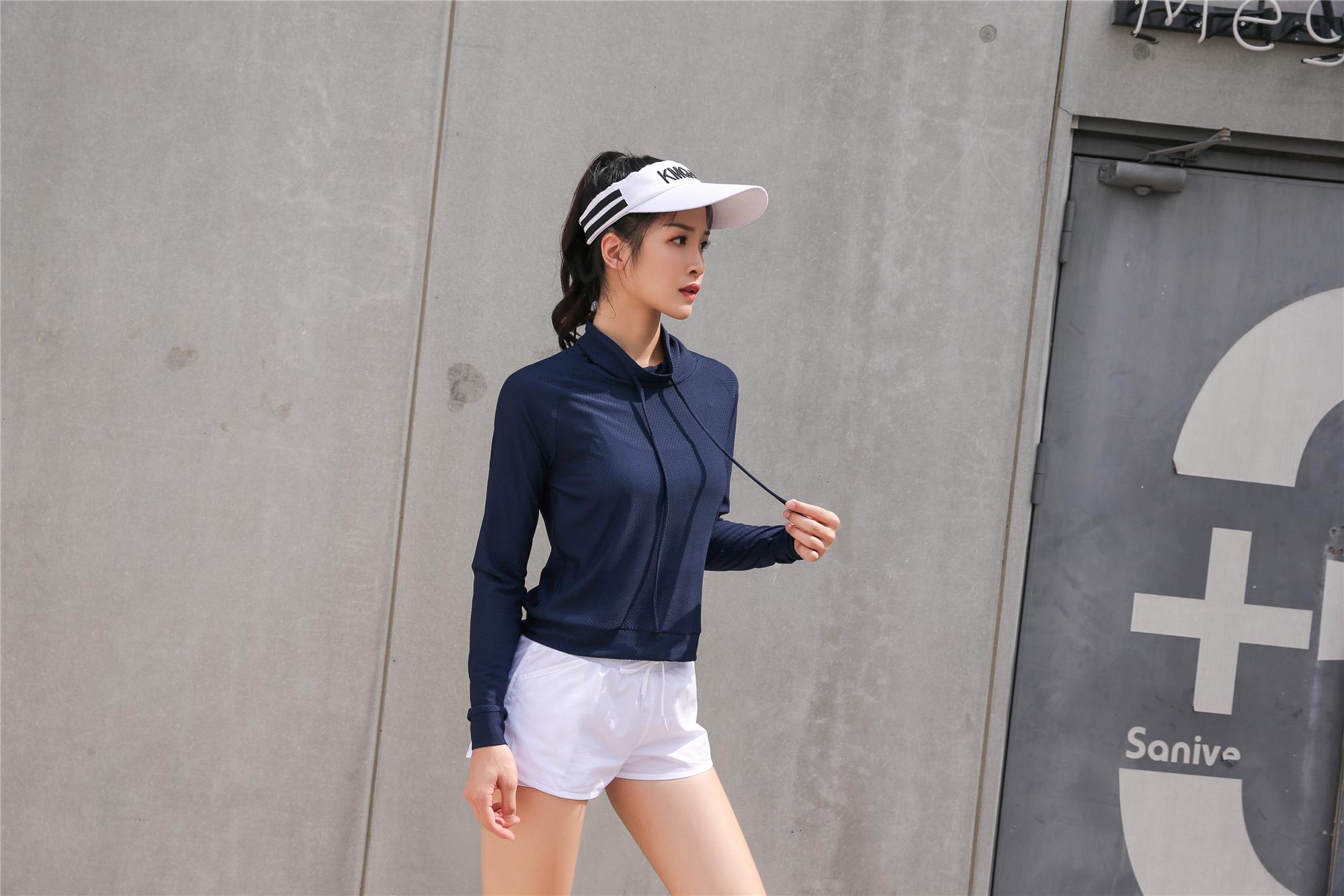 Breathable Sportswear Jacket 3