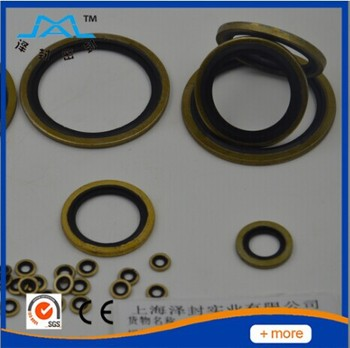 Wholesale Rubber pipe seals, pipe bonded washer,ring joint gasket ...