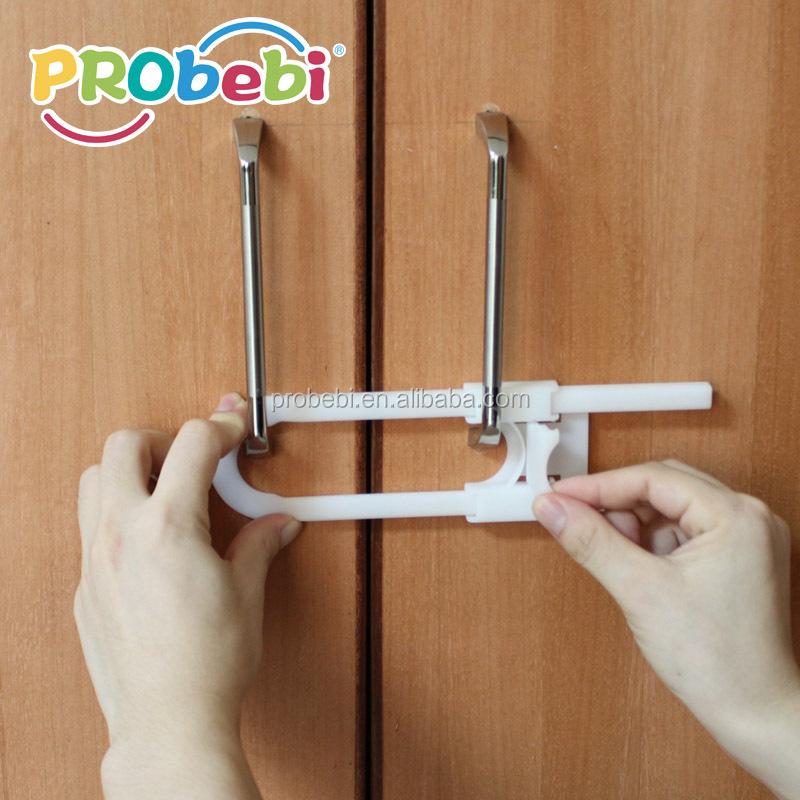 5 unidades Cerraduras de seguridad para puerta de armario