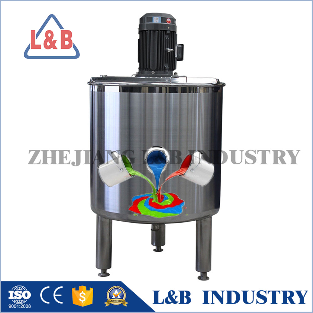 Industrial Automatic Paint Color Dispersing Machines with stirrer