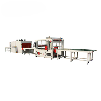 Fully Automatic shrink machine packaging C40# material