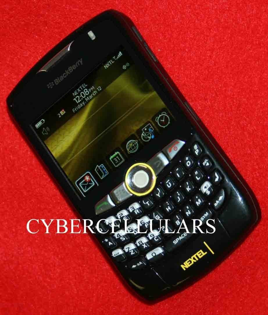 Get Quotations · Blackberry 8350i Curve Nextel Boost Mobile Pda Cell Phone