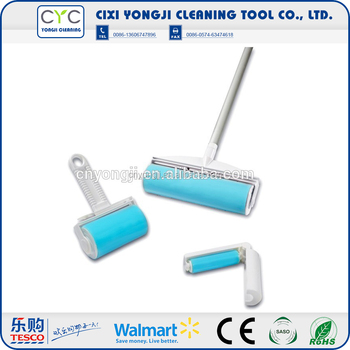 Sticky roller Washable Clothes Cleaning hot sale sticky industrial lint roller