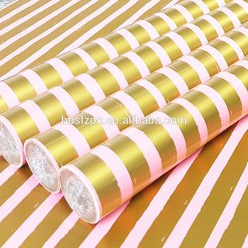 Gift wrapping packaging paper custom printed art wrapping rolling paper