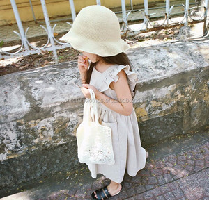 Kids Clothing Company Flutter Party Dresses Girls Clothes Long Frock Dress
