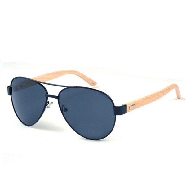 unisex design handmade bamboo wood sun glasses