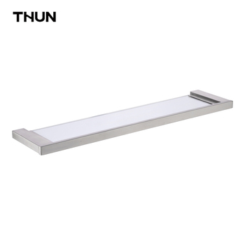 Surprising Thun Bathroom Accessories Glass Shelf Holder Wall Mounted Single Layer Shower Glass Shelf Buy Shower Glass Shelf Bathroom Glass Shelf Stainless Download Free Architecture Designs Scobabritishbridgeorg