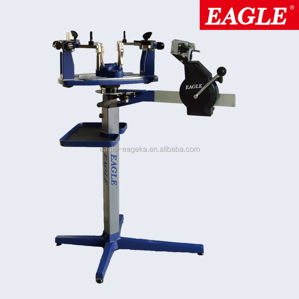 EAGLE brand professional badminton tennis manual stringing machine 8829