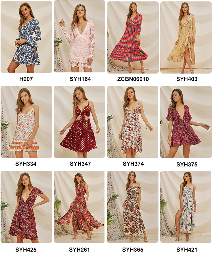 Factory direct sales holiday beach sunscreen lace women hollow out long cardigan dress