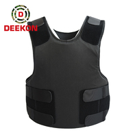 US Lightweight NIJ IIIA/III/IV Level Bulletproof Vest Body Armor for Sale