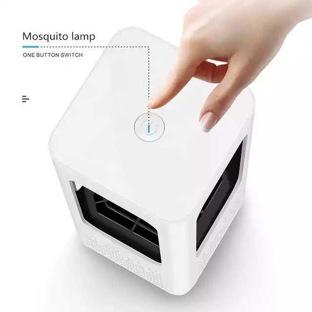Nuovo elegante e comodo assassino della zanzara indoor e outdoor assassino elettrico della zanzara