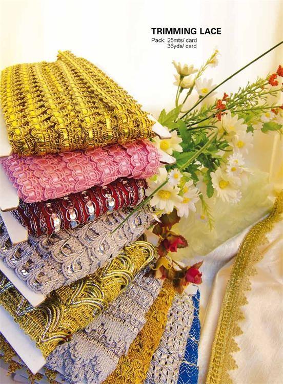 Breite Vertikale slip Rayon Quaste Fransen Trimmen für Home textill