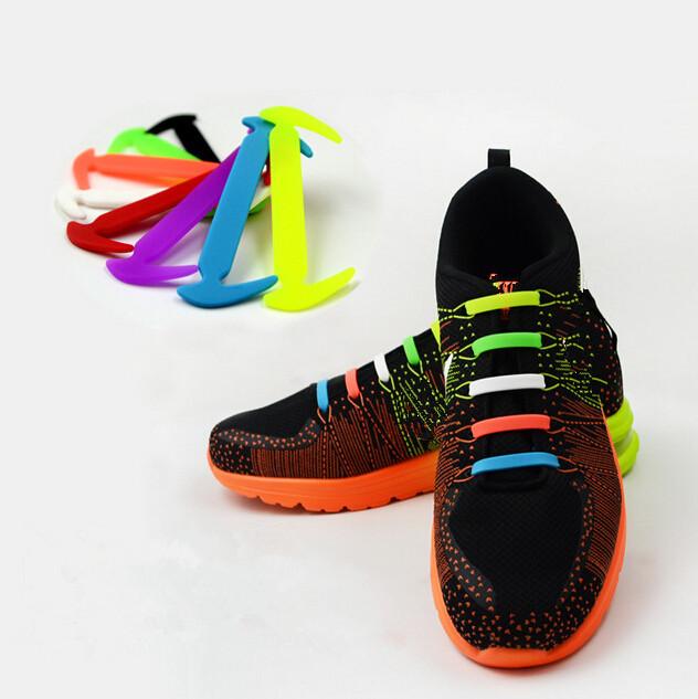 Children S Elastic Shoe Laces