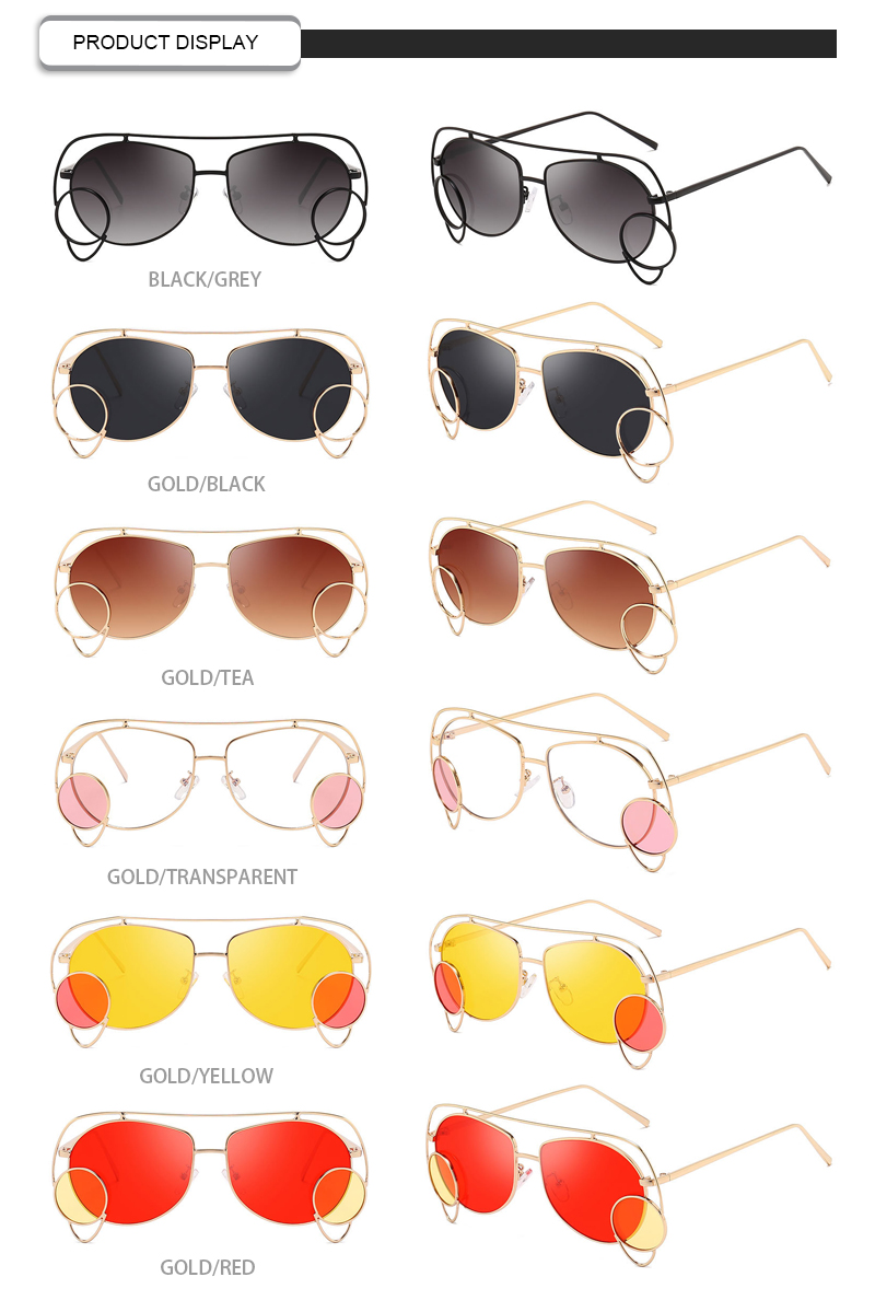 Top women's square sunglasses for business for women-11