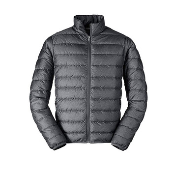 Wholesale Price Ultralight and Packable Warm Winter Men's Quilted Duck Goose Down Jacket Men