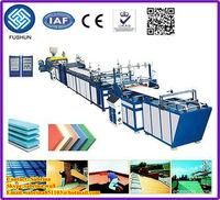 XPS foam board machine manufacturer
