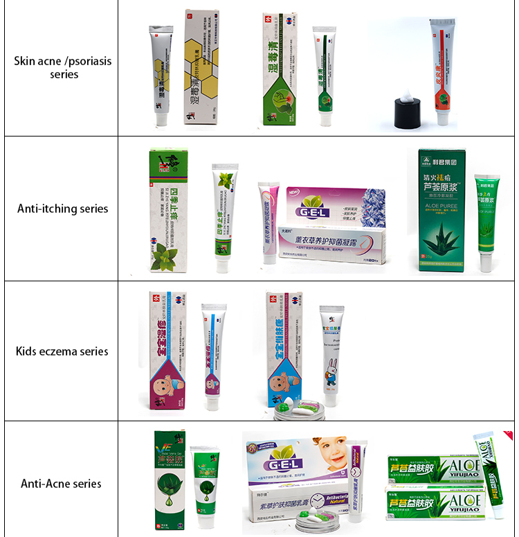 Dermatitis Treatment Gel Made Of Aloe Seaweed And Chinese Herbs Aloe Vera  Ointment - Buy Dermatitis Treatment,Herbs Skin Care Product,Aloe Vera