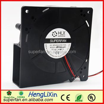 Shenzhen brushless dc fan car blower fan with small fan for Small dc fan motor